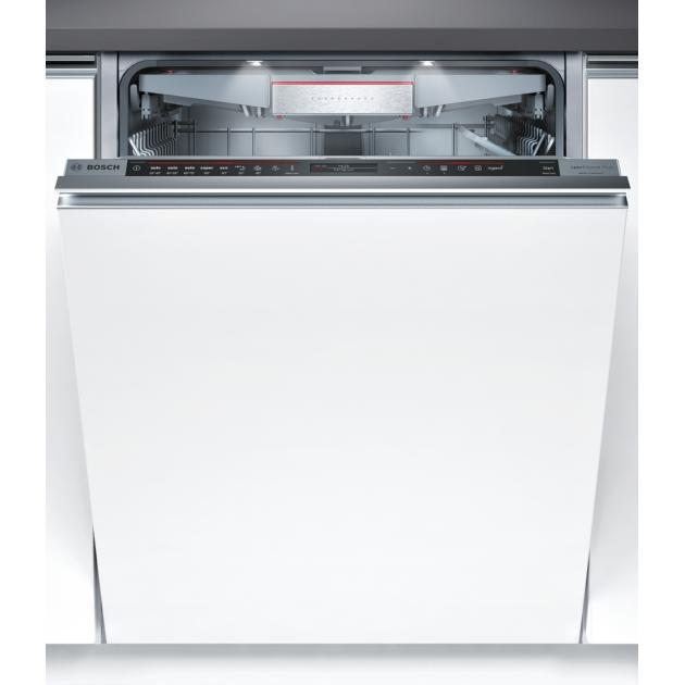 Bosch SMV88TX00R Белый, 59.8см