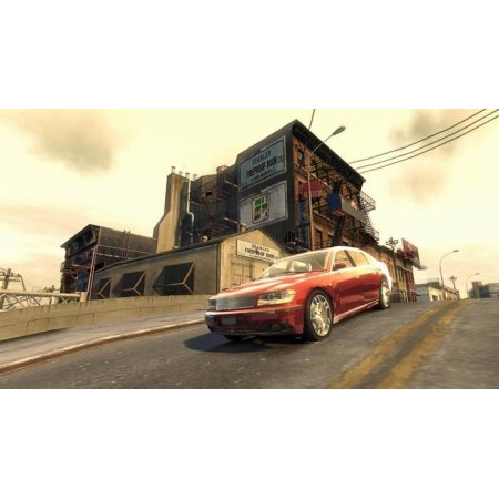 Grand Theft Auto IV Classics Xbox 360, Английский