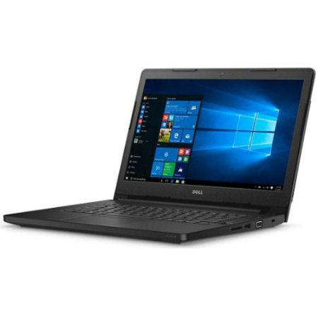 "Dell Latitude 3470-9008 14"", Intel Core i5, 2300МГц, 8Гб RAM, DVD нет, 1Тб, Windows 10 Pro, Windows 7, Черный, Wi-Fi, Bluetooth"