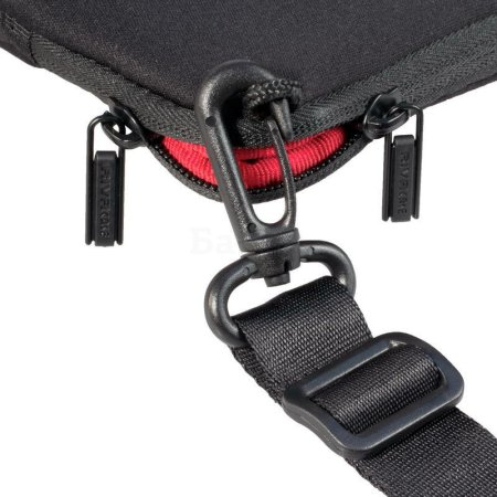 "Riva 5110 10.2"" чехол-сумка, полиэстер, Черный"