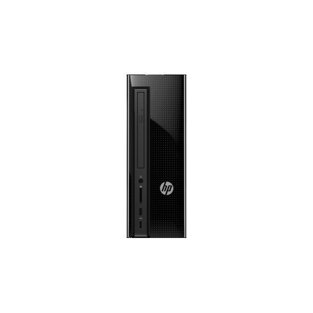 HP 260-a110ur Intel Celeron, 1600МГц, 4Гб, 500Гб, Win 10, Черный