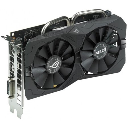 Asus AMD Radeon RX 460 Strix Gaming PCI-E 16x 3.0, 4096Мб, GDDR5