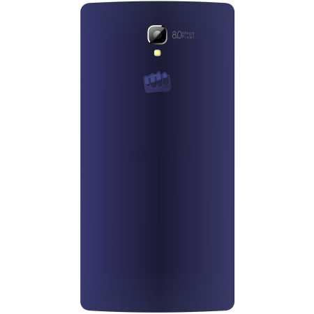 Micromax Q414 8Гб, Синий