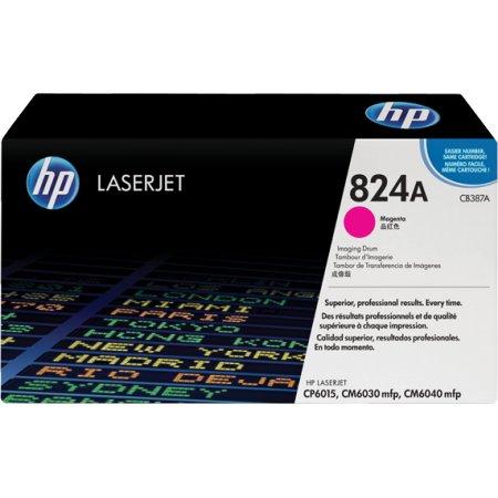 HP 824A Пурпурный, Барабан, Стандартная, нет