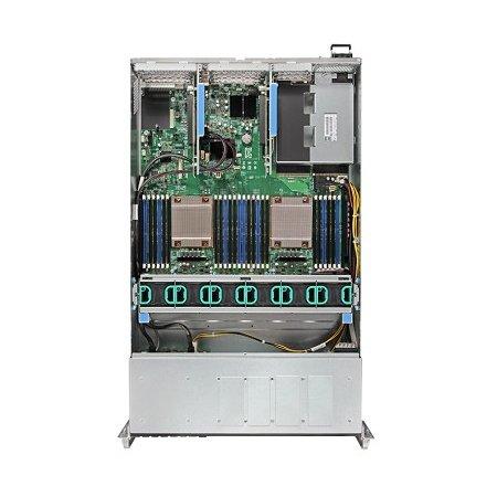 Intel R2208WT2YSR 943827 LGA2011 (R), ATX, 1U