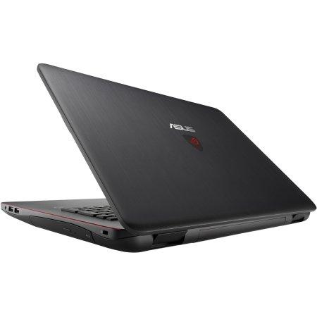"""ASUS ROG G771JW-T7170T 17.3"""", Intel Core i7, 2000МГц, 12Гб RAM, 1Тб, Черный, Wi-Fi, Windows 10, Bluetooth"""
