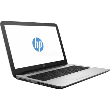"HP 15-ba005ur 15.6"", AMD E-series, 1800МГц, 4Гб RAM, DVD нет, 500Гб, Серебристый, Wi-Fi, Windows 10, Bluetooth"