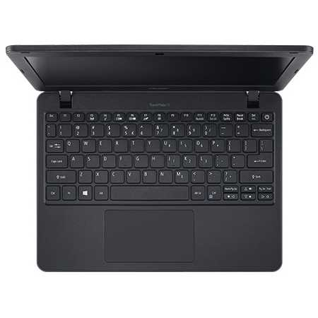 "Acer TRAVELMATE B117-M-C6SP 11.6"", Intel Celeron, 1600МГц, 4Гб RAM, DVD нет, 500Гб, Черный, Wi-Fi, Linux"