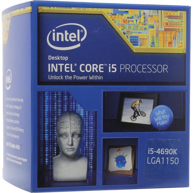 4th Generation Intel® Core™ i5 Processors 3500МГц BX80646I54690KSR21A