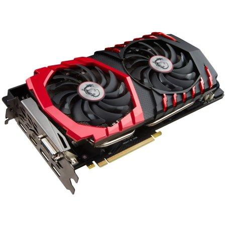 MSI NVIDIA GeForce GTX 1070 GAMING Z 8G 8192Мб, GDDR5, 1607MHz, PCI-Ex16 3.0, 8pin x 1, 6pin x 1