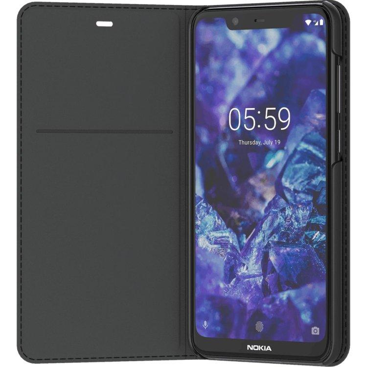 Чехол-подставка Nokia 5.1 plus Flip Cover