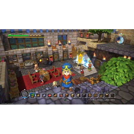 Dragon Quest Builders. Day One Edition Sony PlayStation 4, ролевая, приключения