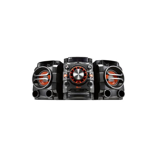 LG CM4360 FM, 2.0, минисистема