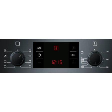 Bosch HBA43T360 Черный, Электрическая
