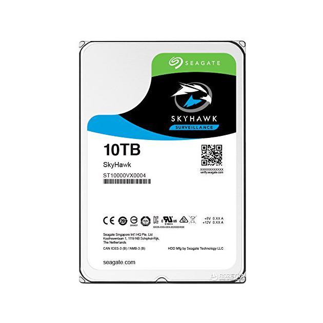 """Seagate ST10000VX0004 10000Гб, 3.5"""" HDD"""