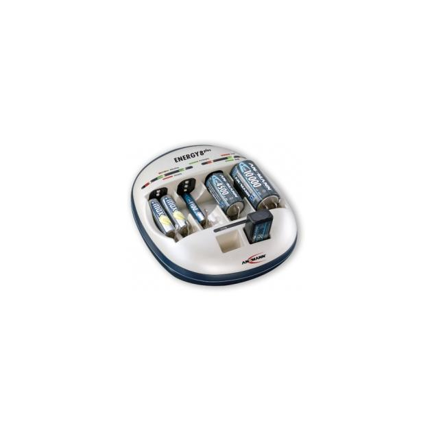 Зарядное устройство Ansmann ENERGY 8 plus