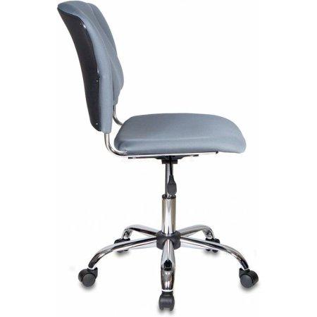 Кресло Бюрократ CH-H322SXN/Grey спинка динамичная поддержка серый 26-25 крестовина хром
