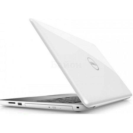 "Dell Inspiron 5567 15.6"", Intel Core i7, 2700МГц, 8Гб RAM, DVD-RW, 1Тб, Белый, Wi-Fi, Windows 10"