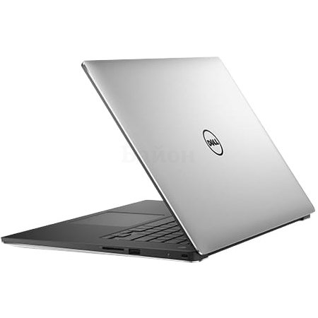 "Dell XPS 15z 9550-2334 15.6"", Intel Core i5, 2300МГц, 8Гб RAM, DVD нет, 1Тб, Серебристый, Wi-Fi, Windows 10 Pro, Bluetooth"