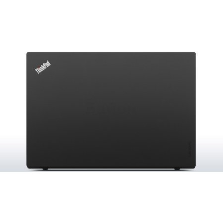"Lenovo ThinkPad T560 20FH001FRT 15.6"", Intel Core i5, 2300МГц, 4Гб RAM, DVD нет, 520Гб, Черный, Wi-Fi, Windows 10 Pro, Bluetooth"