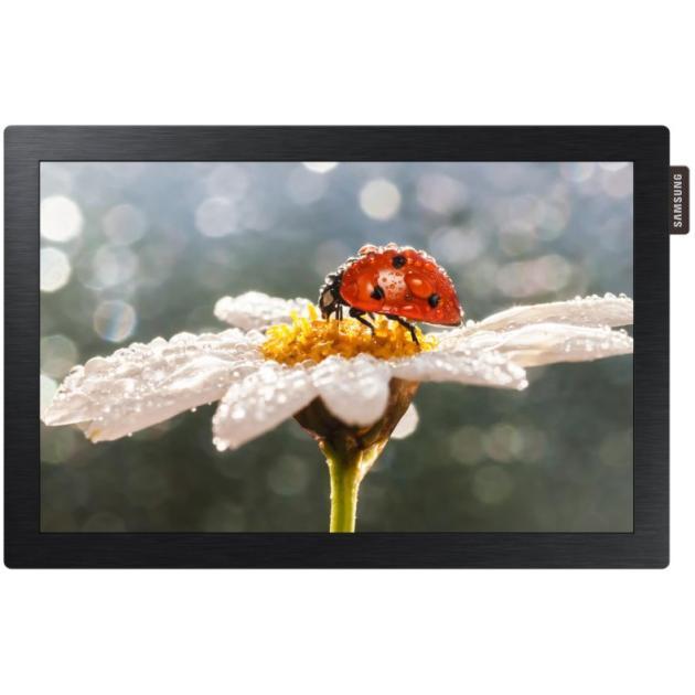 "Панель Samsung 10"" DB10E-POE черный LED 30ms 16:9 HDMI M/M матовая 900:1 450cd 178гр/178гр 1280x800 HD READY USB (RUS)"