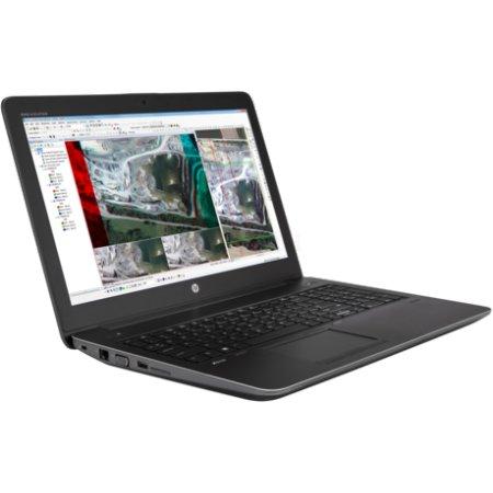 """HP ZBook 15 G3 T7V54EA 15.6"""", Intel Core i7, 2600МГц, 8Гб RAM, DVD нет, NV M2000M 4GB, 256Гб, Windows 10 Pro, Windows 7, Черный, Wi-Fi, Bluetooth"""