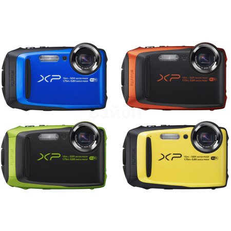 Fujifilm FinePix XP90 Оранжевый