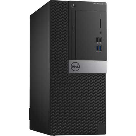 Dell Optiplex 7040-0064 MT, 3400МГц, 8Гб, Intel Core i7, 256Гб