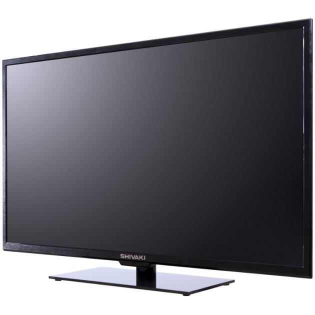 "Shivaki STV-48LED15 48"", Черный, 1920x1080, без Wi-Fi, Вход HDMI от Байон"