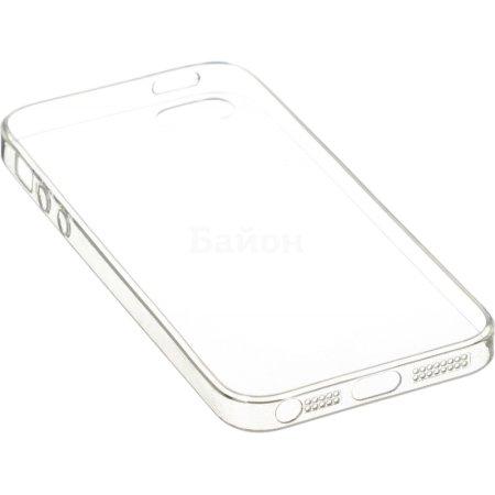 "Red Line iBox Crystal для iPhone 5/5S/SE 4"", прозрачный"