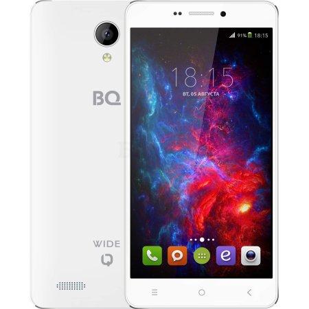BQ BQS-5515 Wide Белый