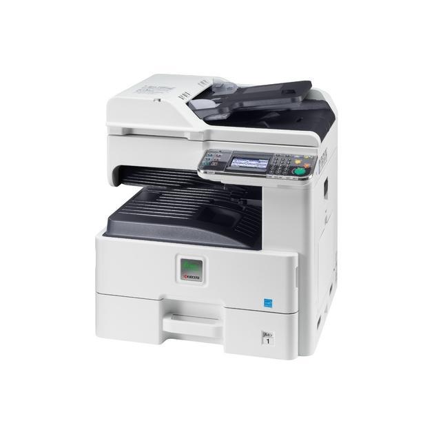 Kyocera FS-6525MFP Лазерный  светодиодный, Серый, Черно-белая, А3