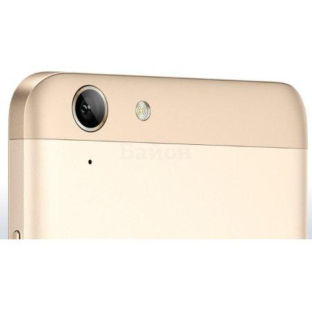 Lenovo Vibe K5 Plus 16Гб, Золотистый, Dual SIM, 4G (LTE), 3G