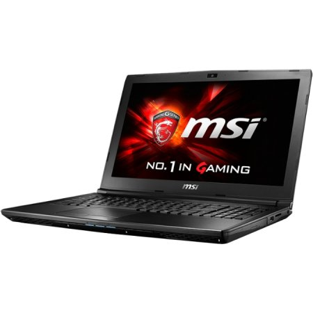 "MSI GP72 6QF-272RU 17"", Intel Core i7, 2600МГц, 16Гб RAM, DVD, 1Тб, Черный, Wi-Fi, Windows 10 Домашняя"