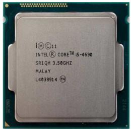 Intel Original Core i5-4690 4 ядра, 3500МГц, OEM