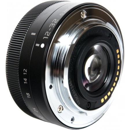 Panasonic Lumix 12-32mm f/3.5-5.6 Aspherical O.I.S. Широкоугольный, Micro 4/3