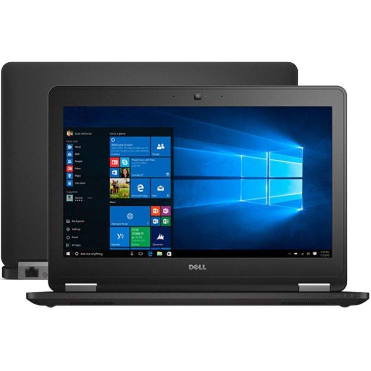 "Dell Latitude E7270-9730 12.5"", Intel Core i7, 2600МГц, 8Гб RAM, DVD нет, 512Гб, Wi-Fi, Windows 10 Pro, Windows 7"