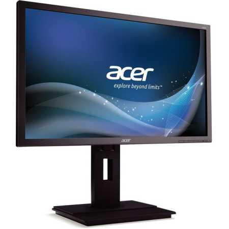 "Acer B226HQLAymdr 21.5"", Черный, DVI, Full HD"
