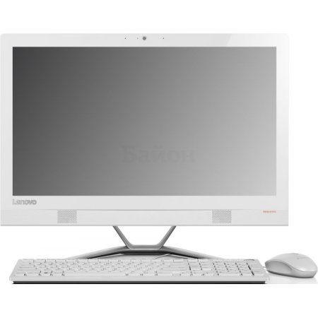 Lenovo AIO 300 нет, Белый, 8Гб, 500Гб, DOS, Intel Core i5