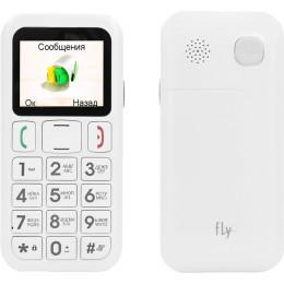 Fly Ezzy 5 + Белый, 0.024Гб, 2 SIM