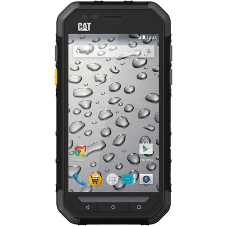 Caterpillar Cat S30 Черный, Dual SIM, 4G (LTE), 3G