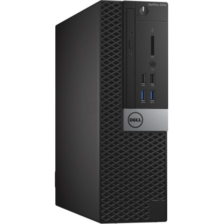 Dell OptiPlex 3040-9914 SFF, 3200МГц, 4Гб, Intel Core i5, 500Гб, Windows 7 Pro +W10Pro