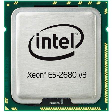 Intel Xeon E5-2680 v3 12 ядер, 2500МГц, OEM
