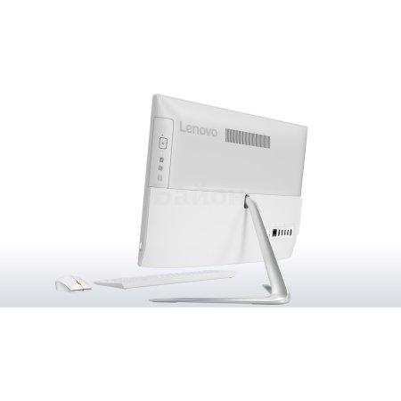 Lenovo AIO 510-22ISH 1 Тб HDD, Белый, 4Гб, 128Гб