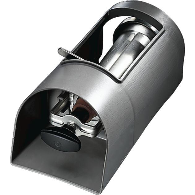 Насадка-пресс Bosch MUZ8FV1 для мясорубок серебристый