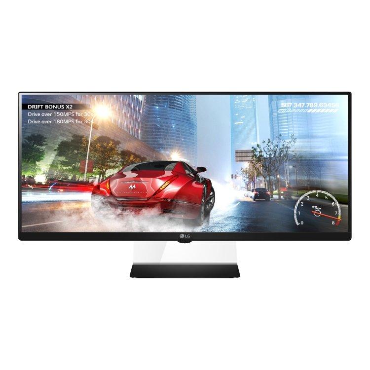 "LG 34UM67 34"", DVI, HDMI, Full HD"