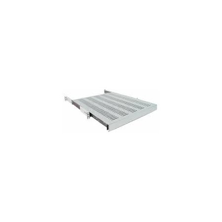 "19"" 1U SLIDING SHELF d=600mm"