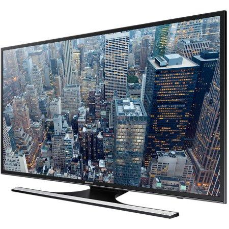 """Samsung UE40JU6450U 55"""", Черный, 3840x2160, Wi-Fi, Вход HDMI"""