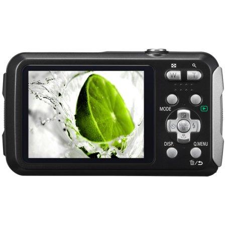 Panasonic Lumix DMC-FT30 Черный, 16.6