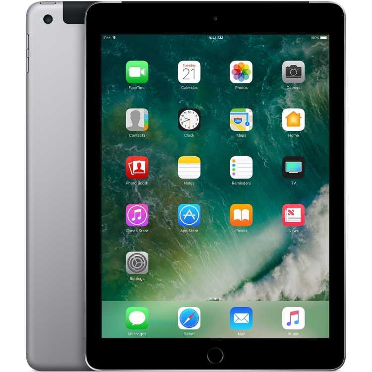 Apple iPad ЕСТ Wi-Fi и 3G/ LTE, 128Гб